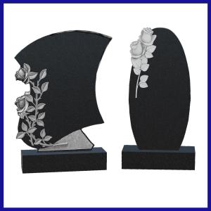 Памятники с розами