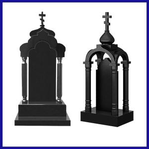 Памятники в виде часовни