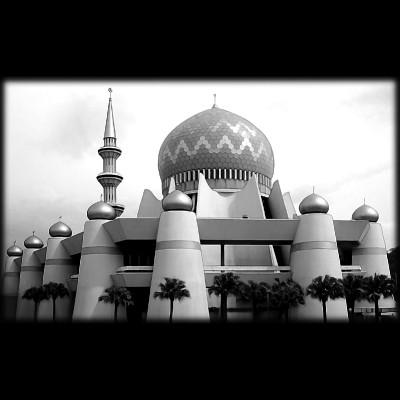 16 - Мечеть Сабах