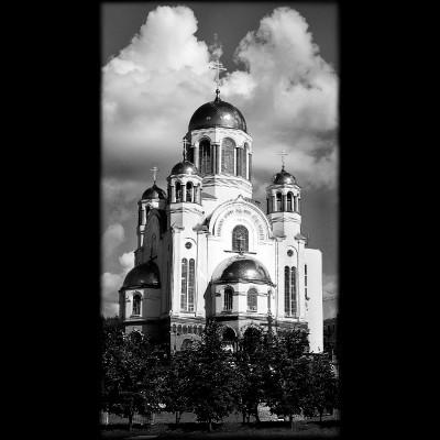 15 - Кафедральный собор Екатеринбурга