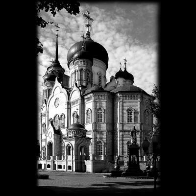 16 - Благовещенский собор в Воронеже