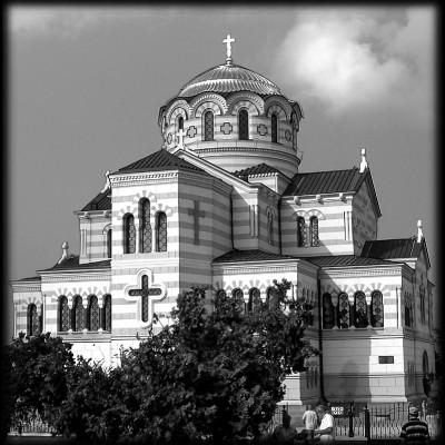 17 - Владимирский собор в Херсонесе
