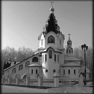 19 - Зимний храм