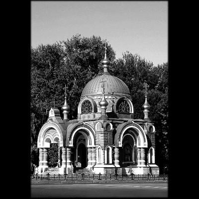 5 - Часовня Петра и Павла в Липецке