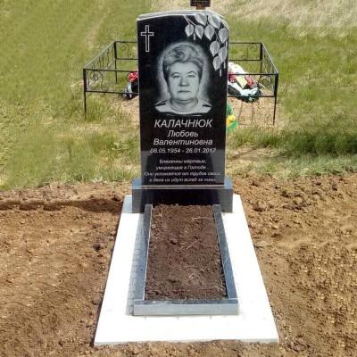 Бюджетные надгробия